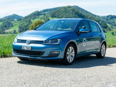 VW Golf 7 - Handgeschaltet